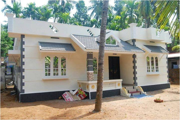 Low Budget Home Plans In Kerala Low Budget Kerala Home Design at Kottayam with Plan Home