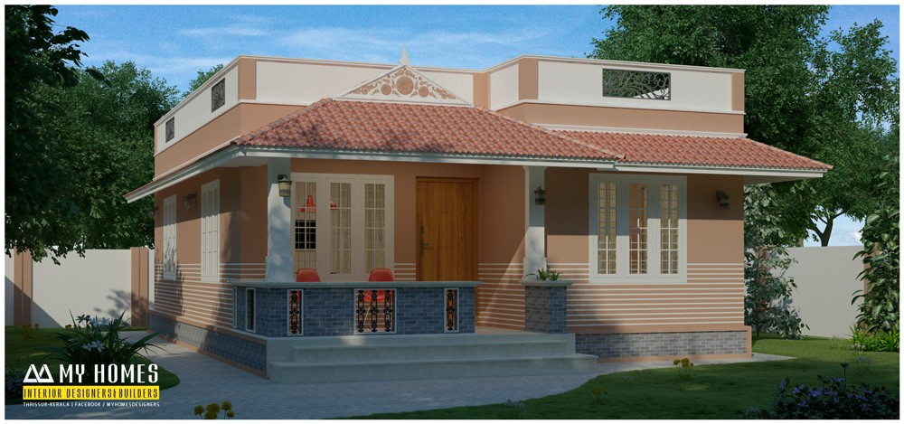Low Budget Home Plans In Kerala Low Budget Small House Designs In Kerala