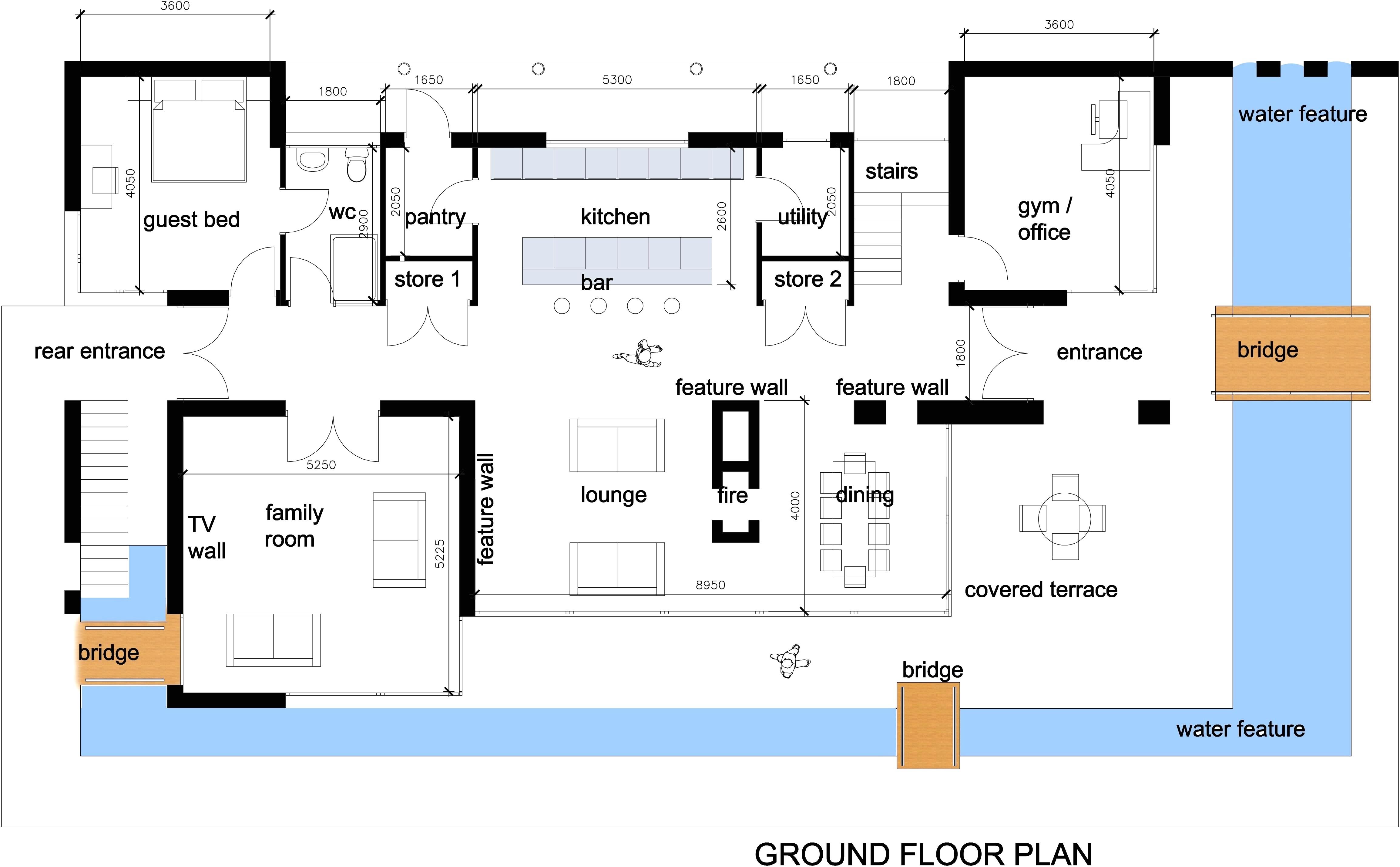 low cost 3 bedroom house plan kerala