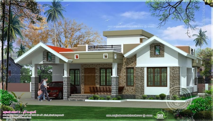 house plans low cost in kerala