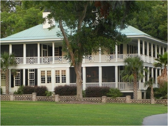 low country house