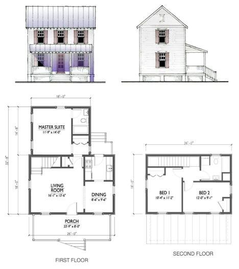 katrina house plans