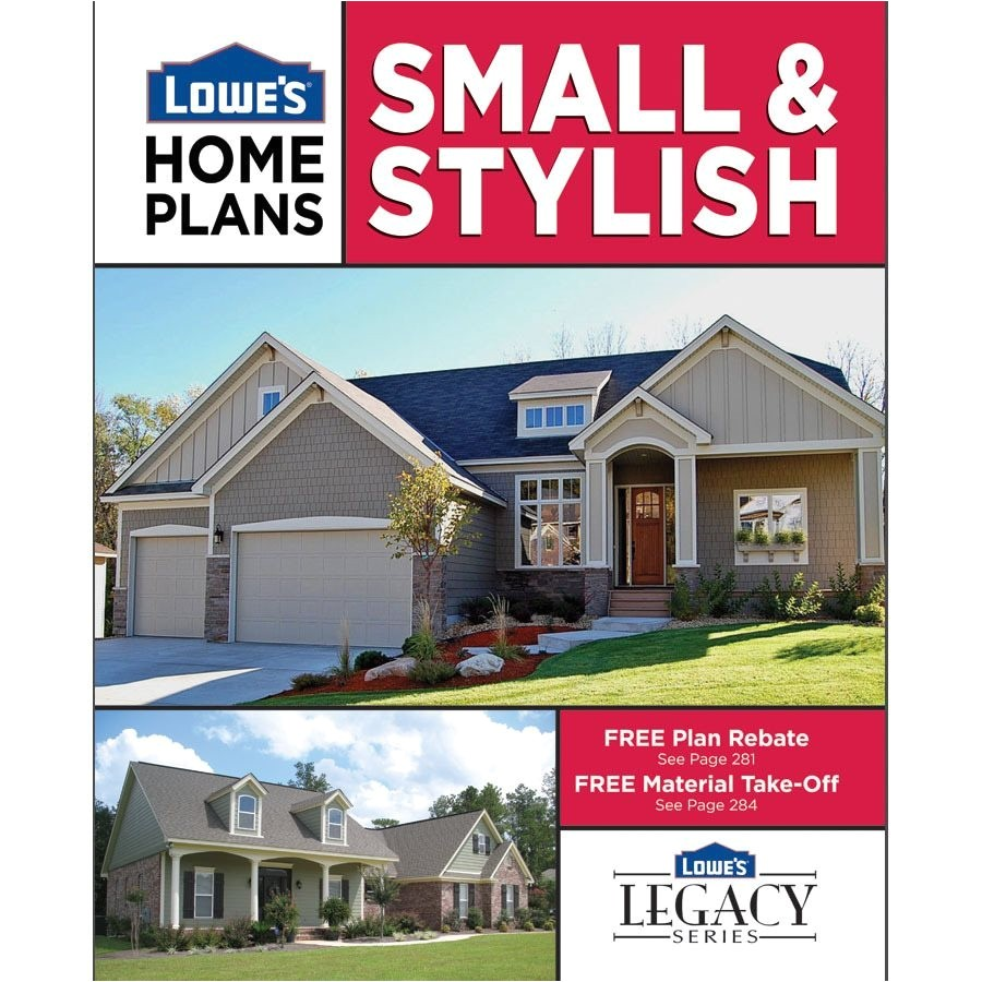 lowes small stylish home plans g1199593