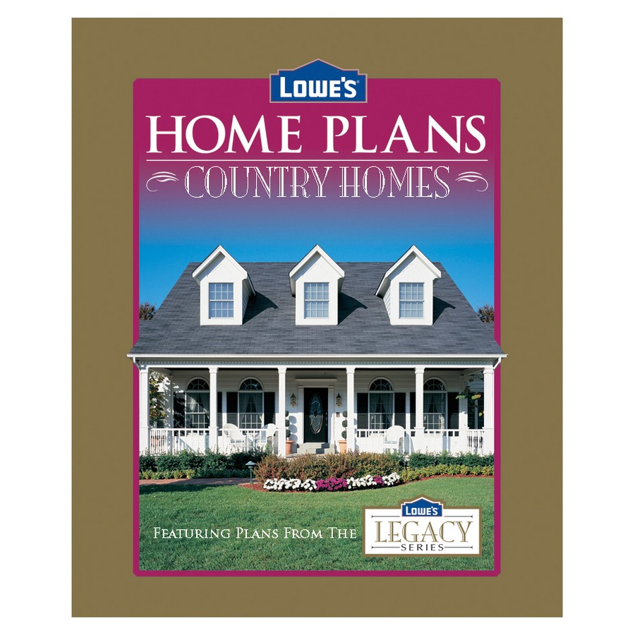 lowes legacy series house plans