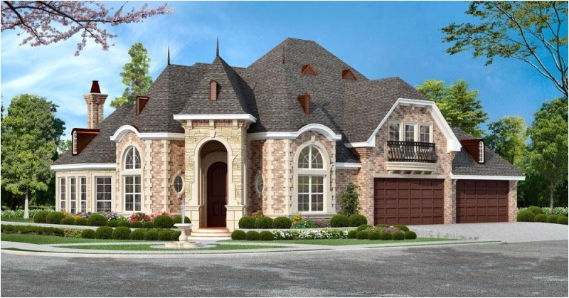 luxury custom homes plans