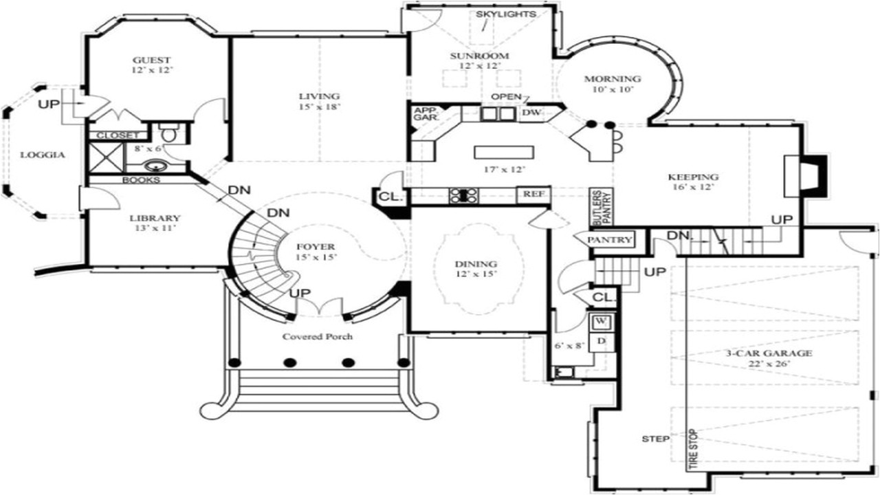 ba0a284e8fe15362 luxury house floor plans and designs luxury home floor plans with secret rooms