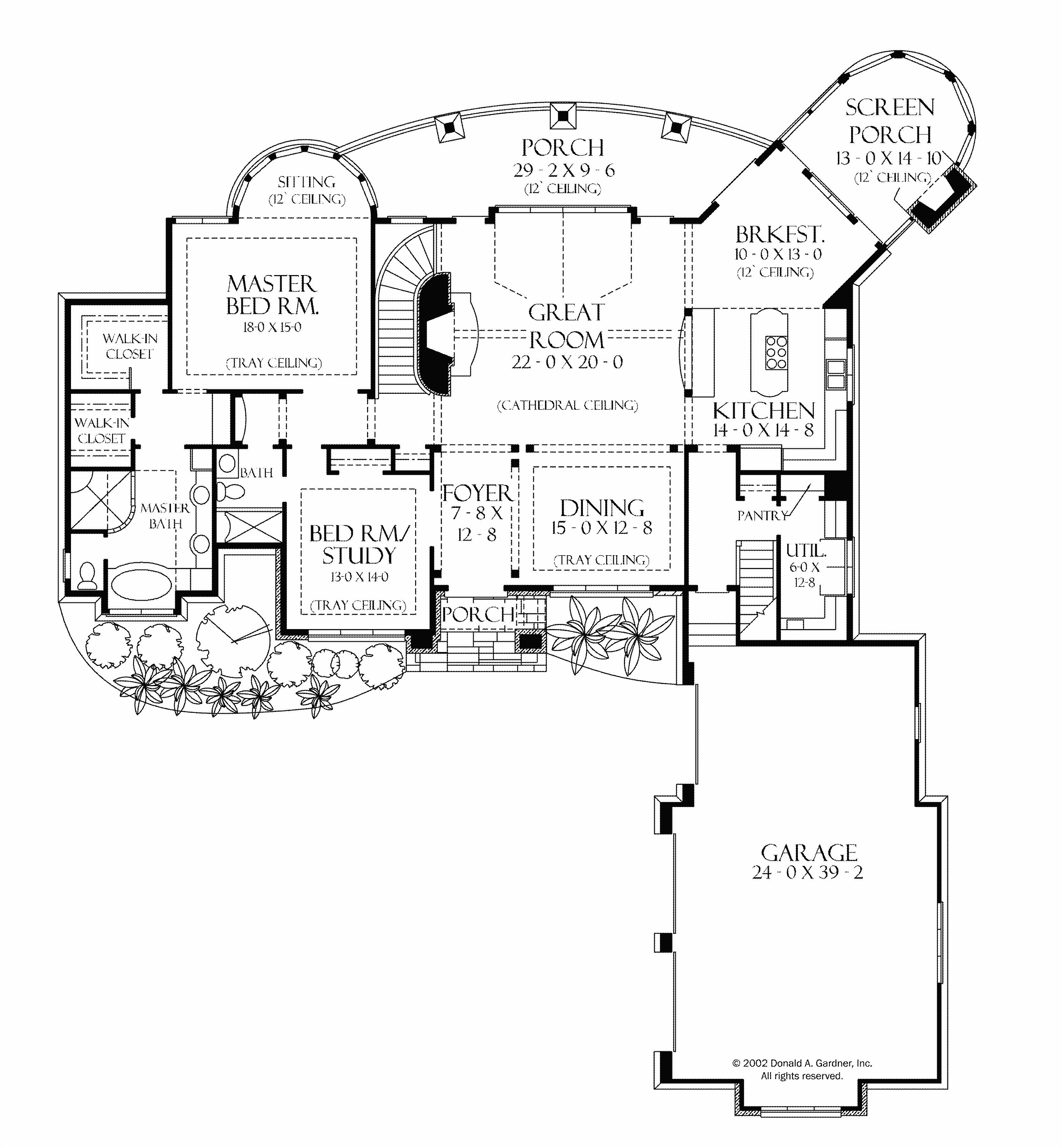 Luxury Home Plans 2018 Usonian House Plans Luxury 60 Best Usonian House Plans