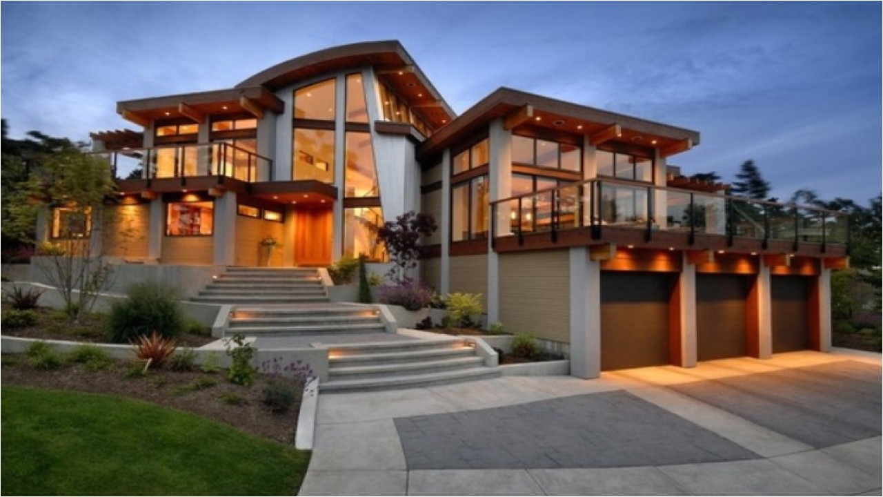Luxury Home Plans Canada Modern Luxury Home Designs Home Modern House Designs