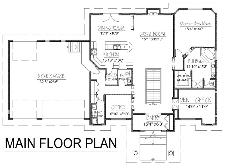 bungalow house plans canada