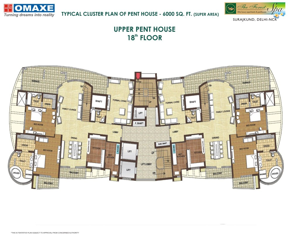 20 000 square foot home plans