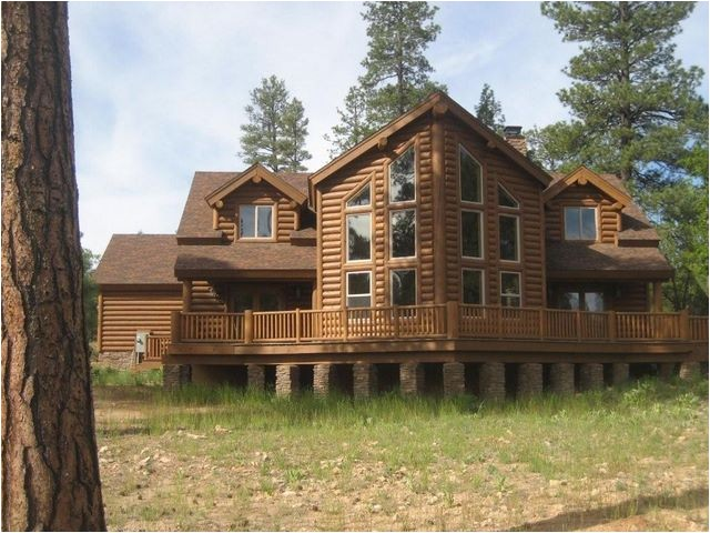 amazing luxury log home plans full of natural and warm sensation
