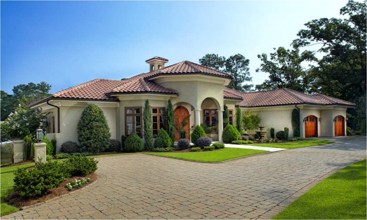 6d5c8d33bd8a2724 spanish mediterranean style house small spanish style home plans