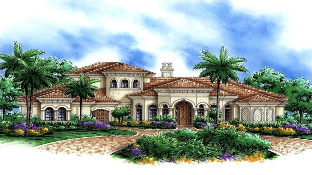 Luxury Mediterranean Home Plans Super Luxury Mediterranean House Plans