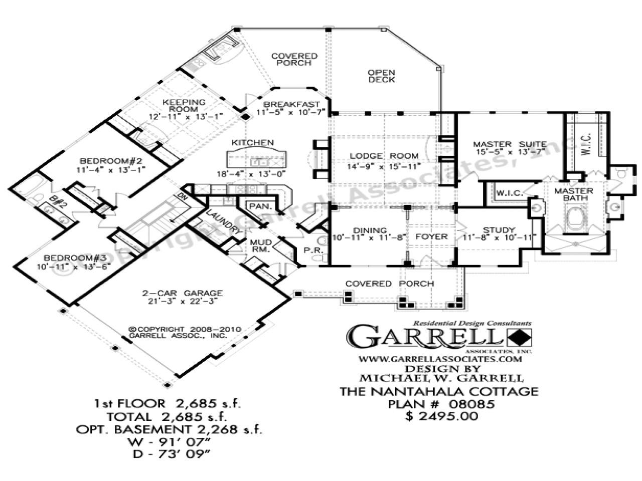 eed44964723a6391 rustic luxury mountain house plans nantahala cottage house plan