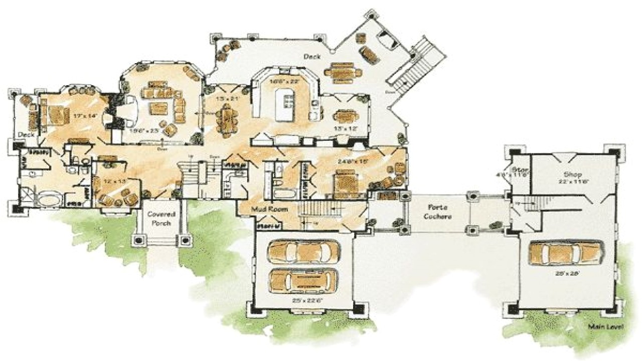 fb947b404f37adce luxury mountain home floor plans luxury mountain home interiors