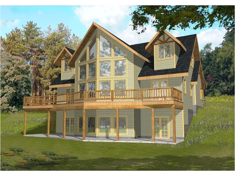 luxury mountain home plans
