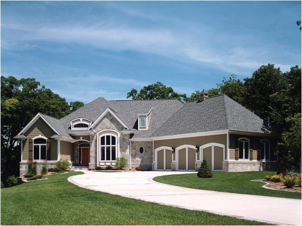 impressive luxury ranch home plans 11 luxury house plans for ranch style homes