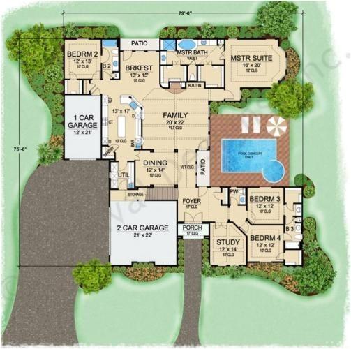 Luxury Retirement Home Plans Villa Serego Retirement House Plans Luxury House Plans