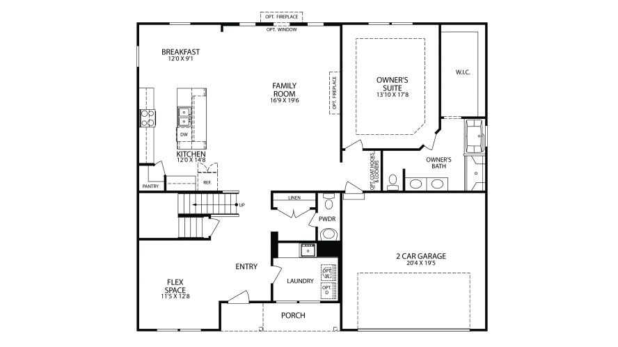 madison floor plan maronda homes