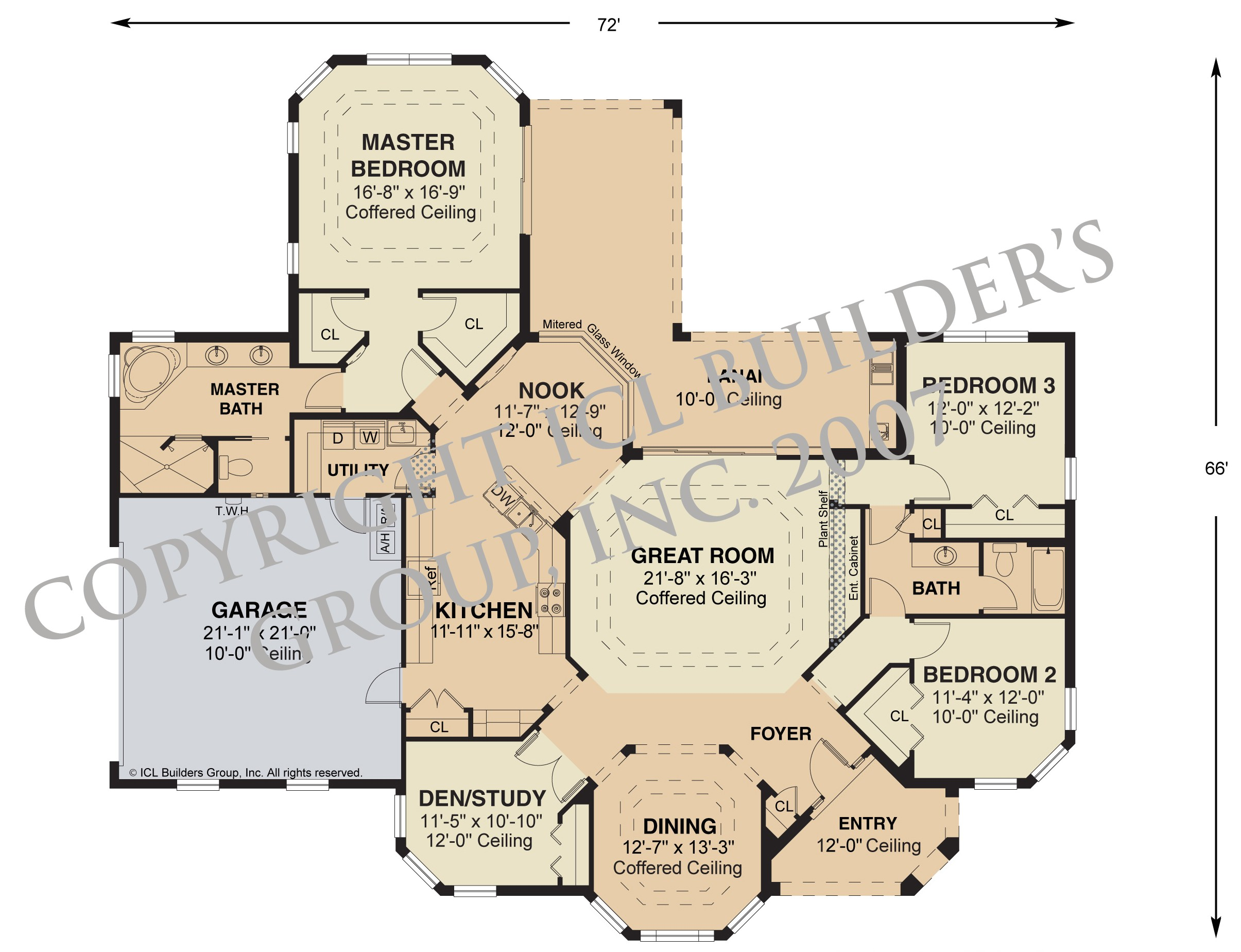 madison home builders floor plans