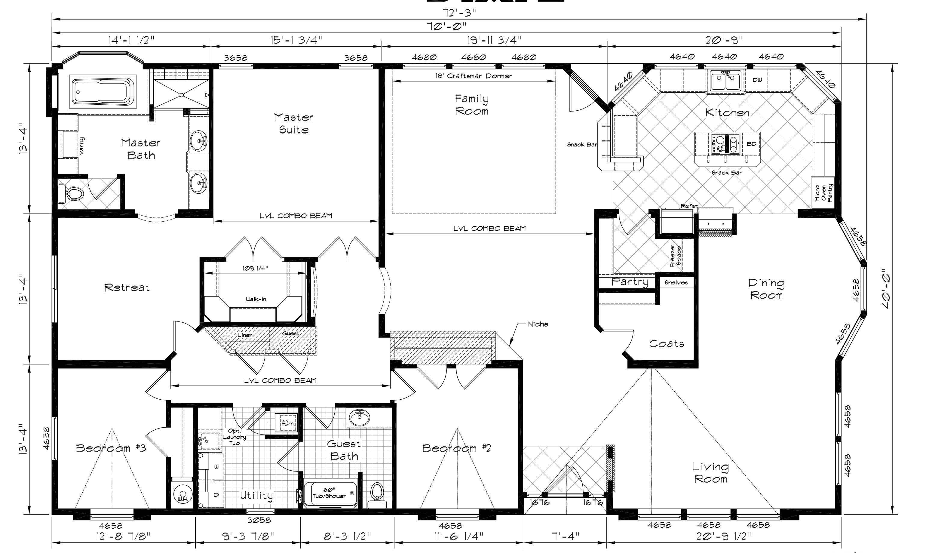 marlette homes floor plans new manufactured homes marlette floor plans home triple wide lock you