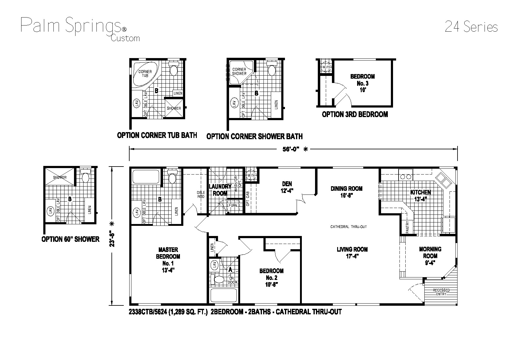 1980 skyline mobile home floor plans