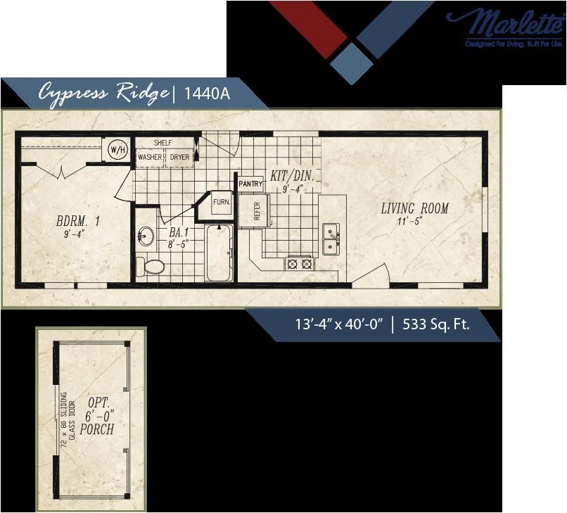floorplans marlette