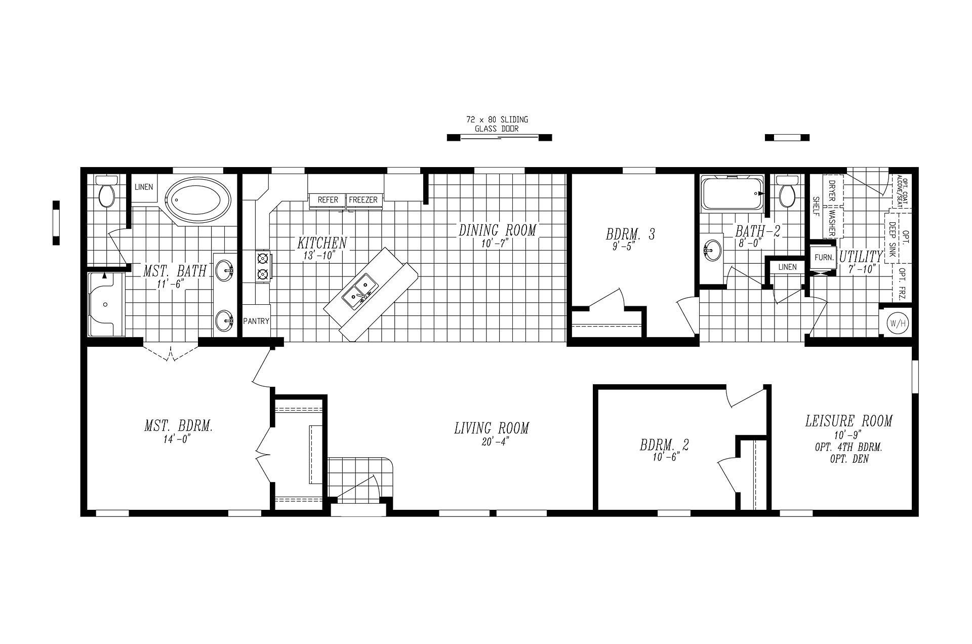 marlette homes floor plans