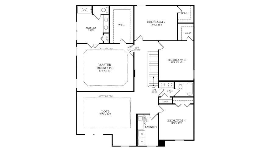 maronda baybury home floor plans