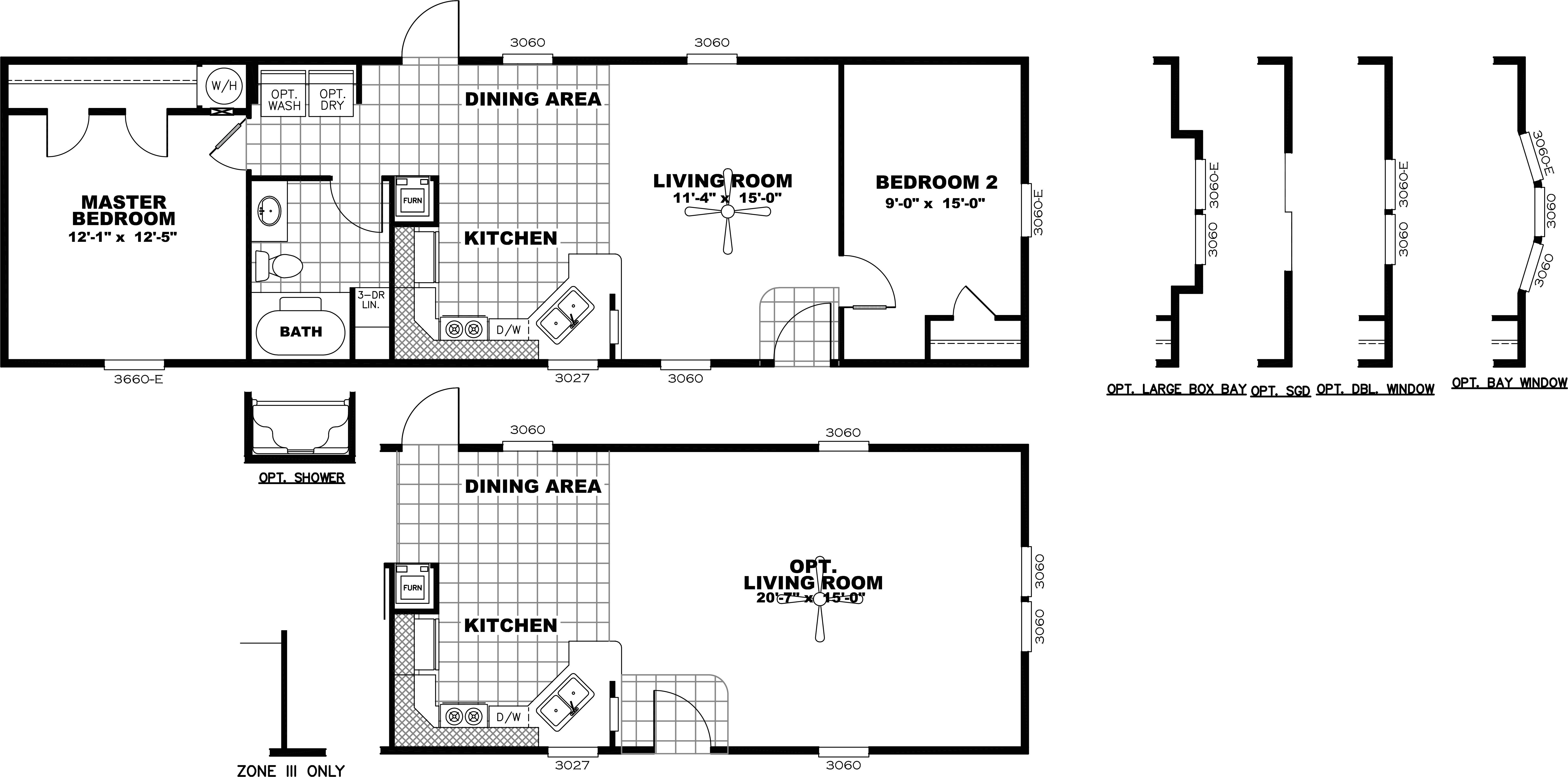fleetwood mobile homes floor plans