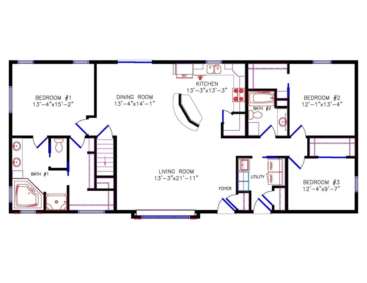 marshfield homes floor plans