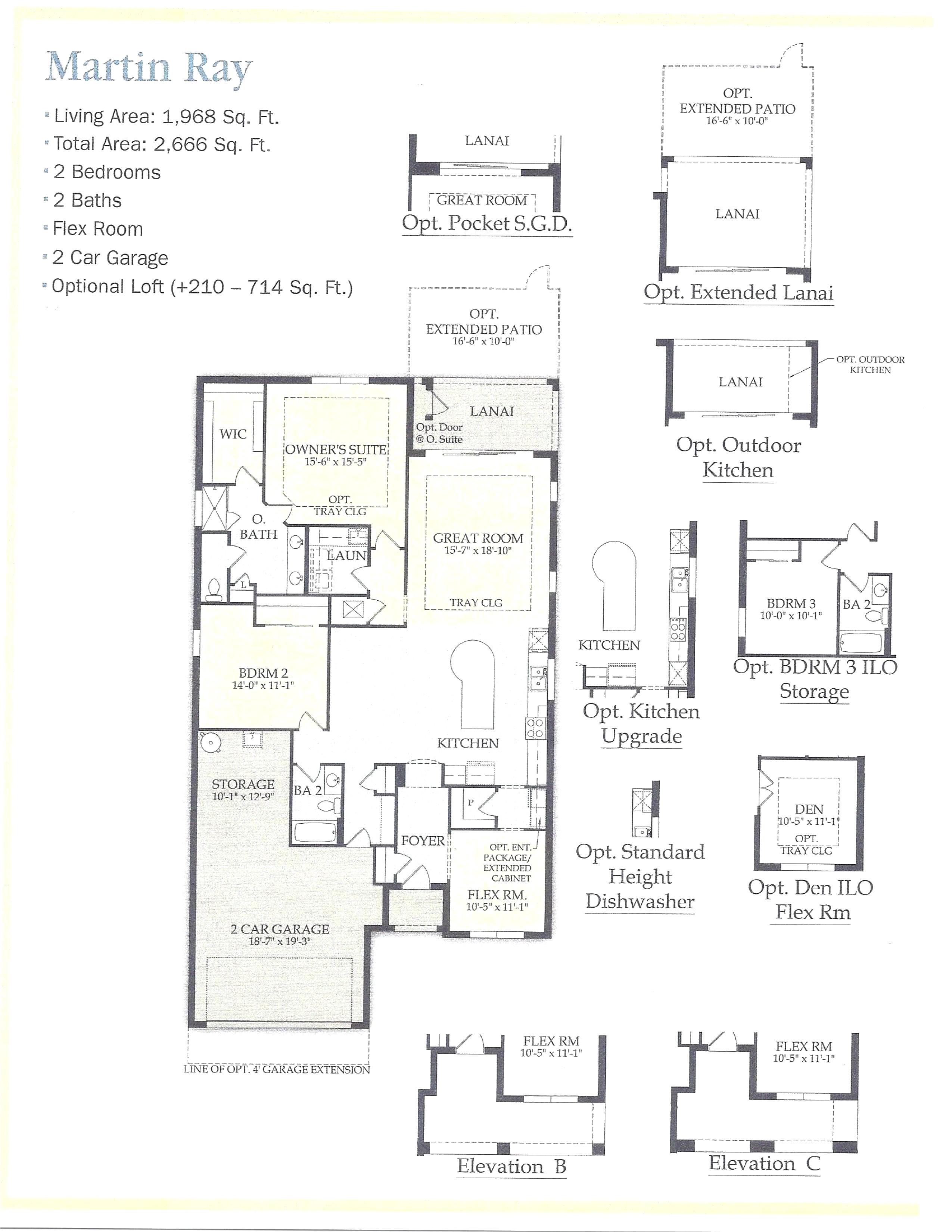 medallion homes floor plans