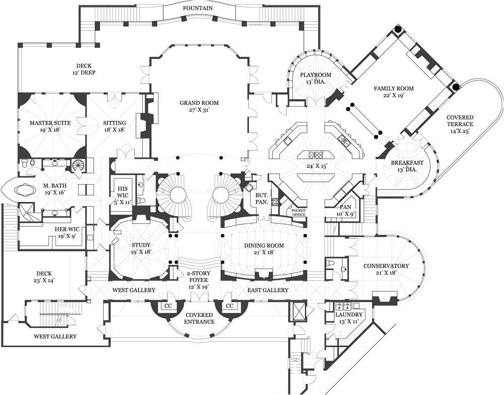 medieval castle floor plans designs plan frompo