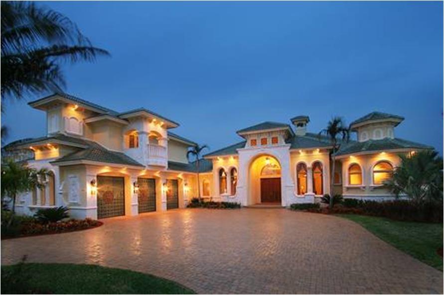 home plan 14761