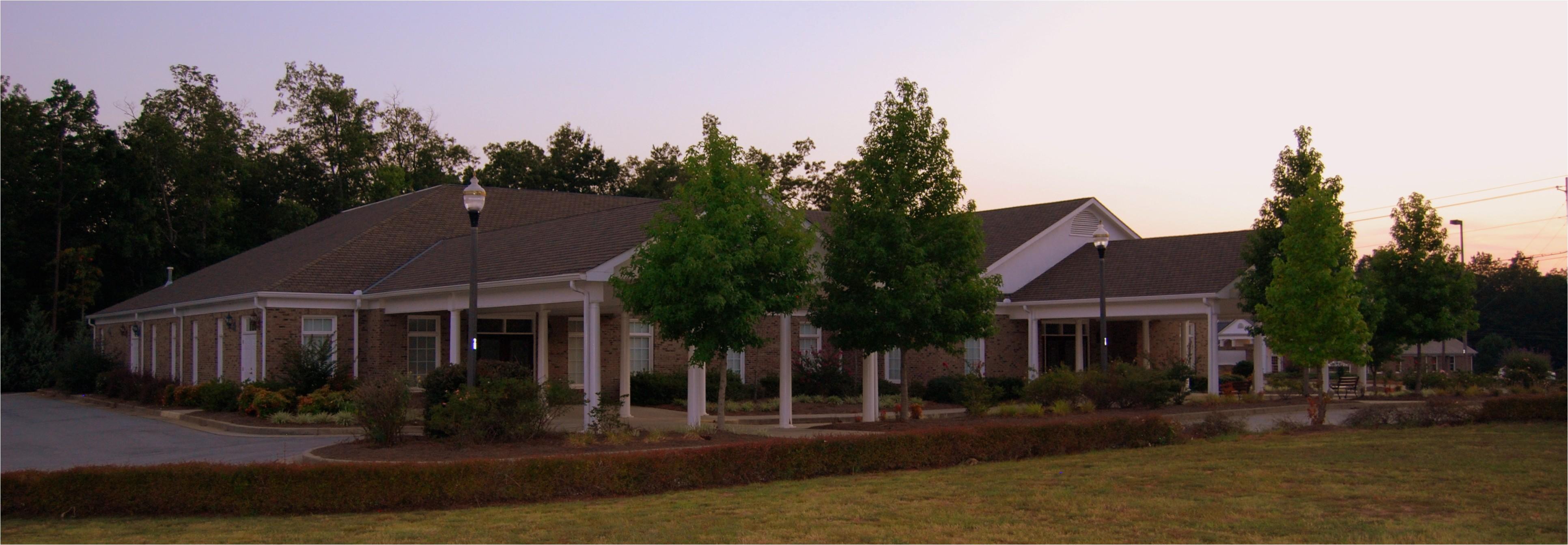 memorial plan funeral home