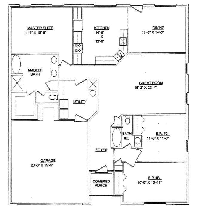 steel homes floor plans