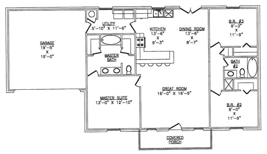floor plans for steel frame homes