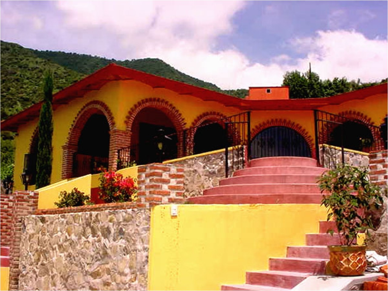 308aeb292211599a mexican homes designs mexican home design ideas
