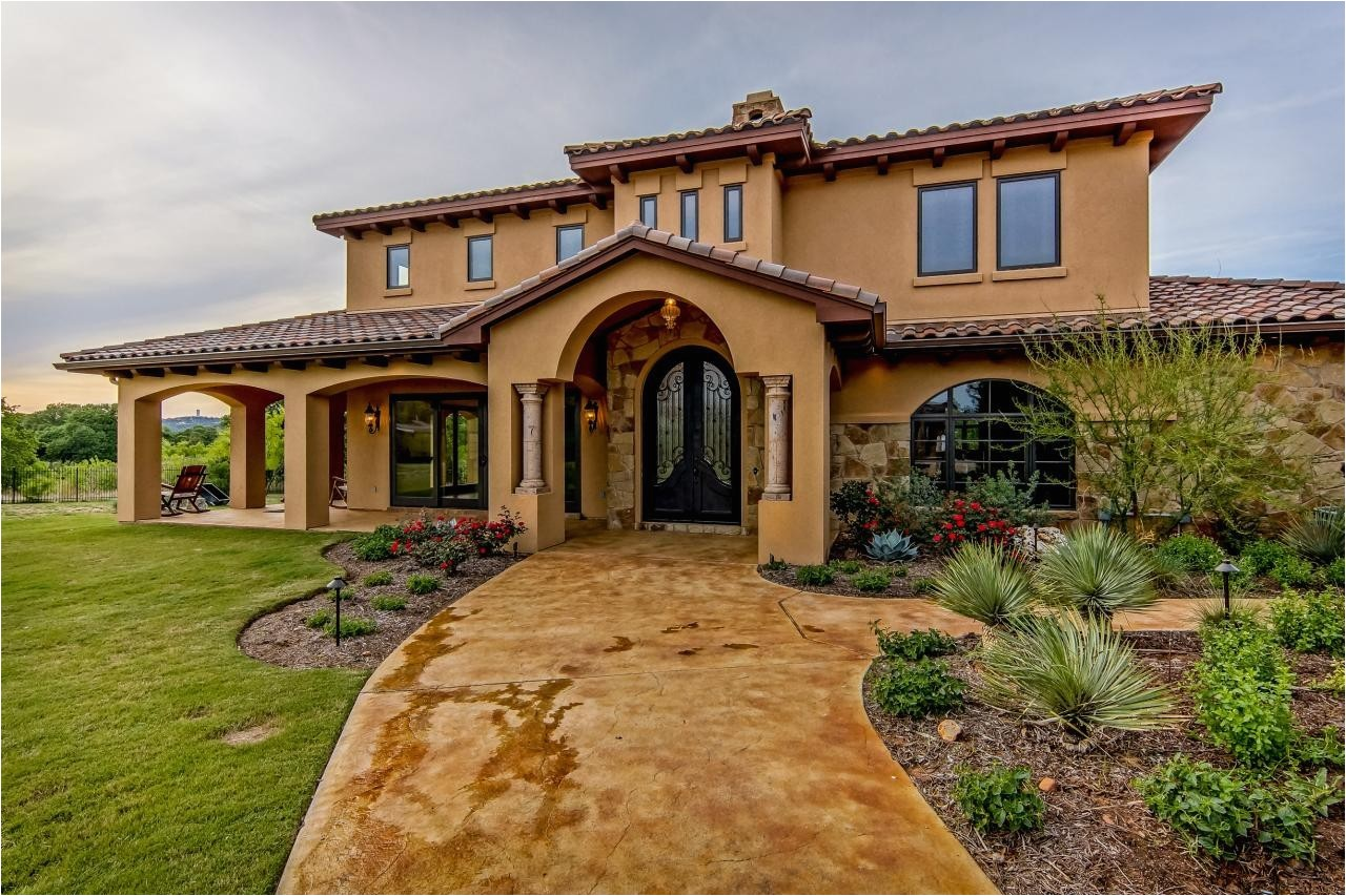 new 90 spanish style home designs