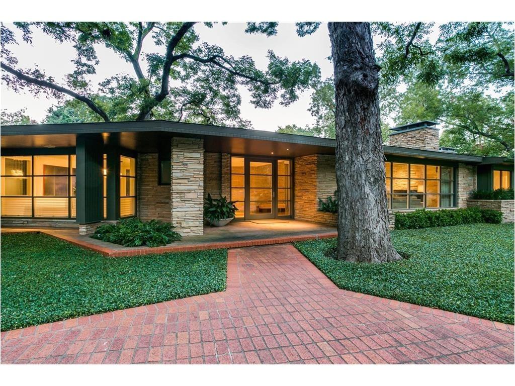 warm mid century modern homes floor plans