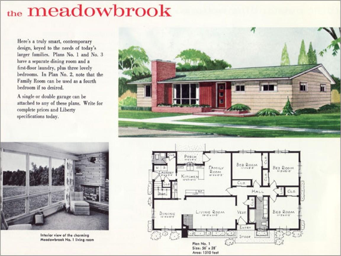 d7a0cf896c584676 1960s ranch house plans mid century ranch house plans