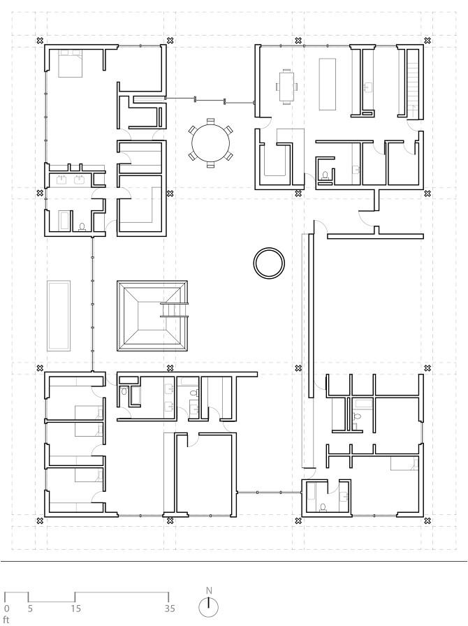 miller house plan