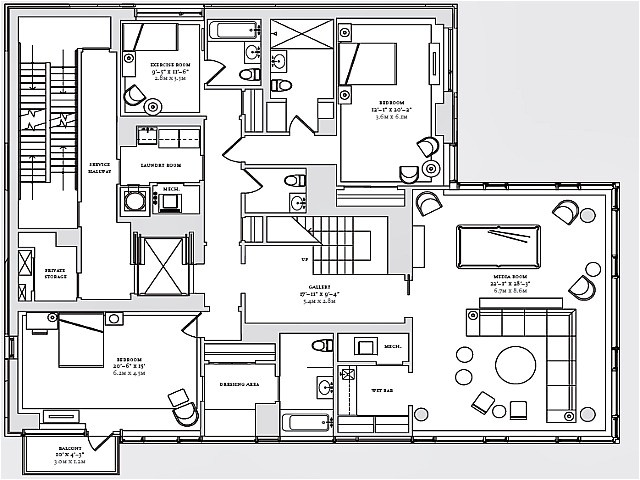 million dollar house floor plans