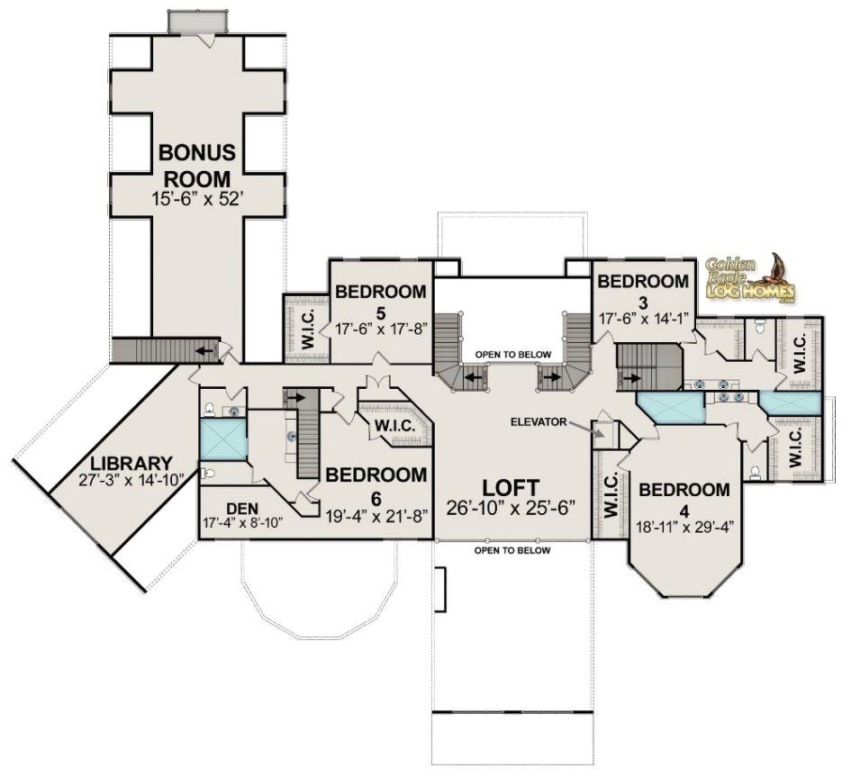 Mini Mansion House Plans Mini Mansion 36105tx Architectural Designs House Plans