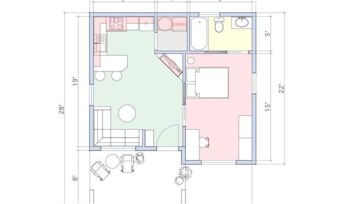 simple mini mansion floor plans placement