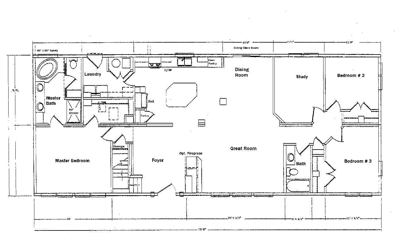 manufactured home foundation design