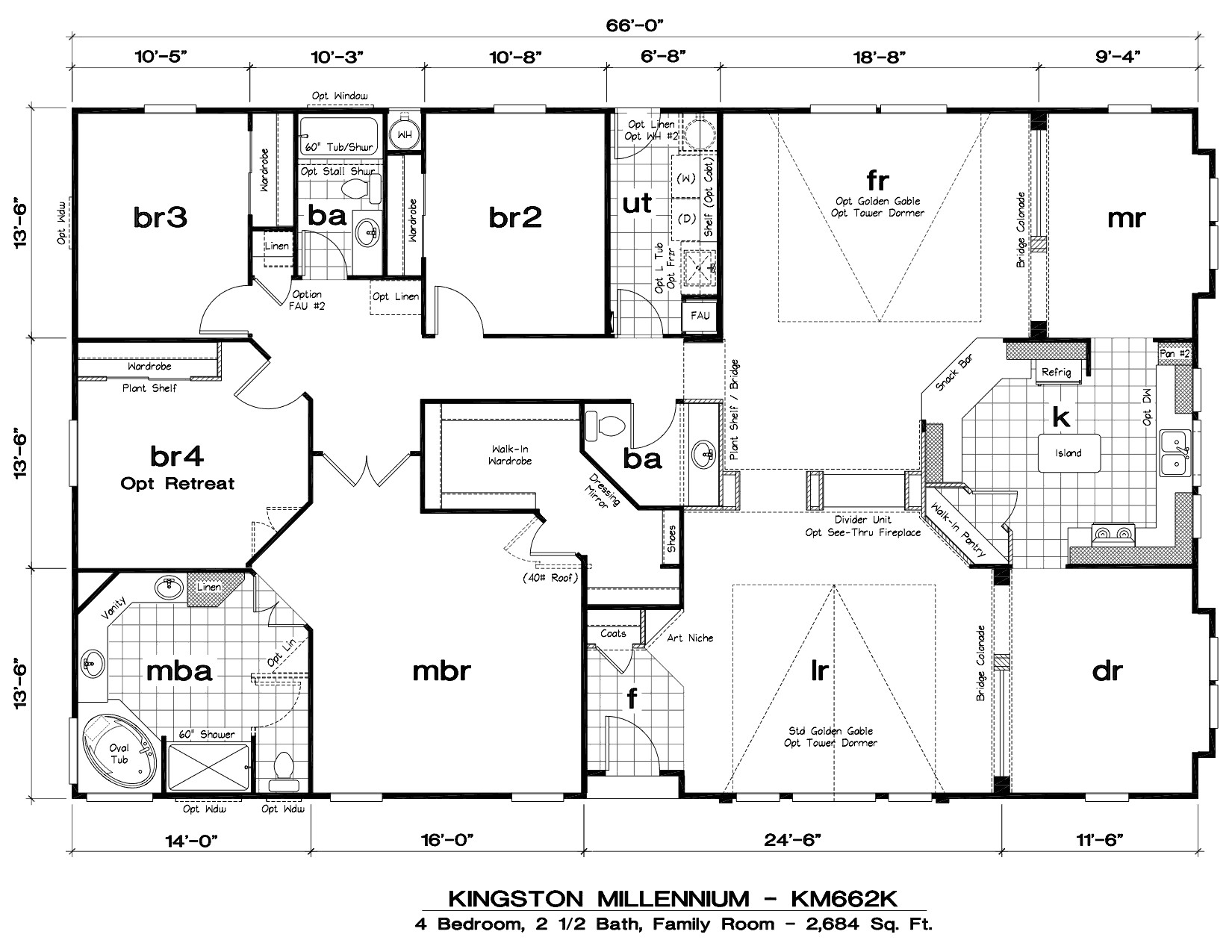 modern mobile home floor plans