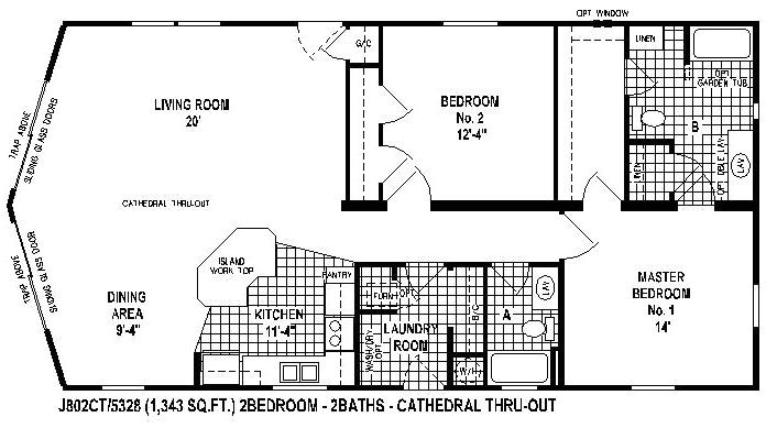 Mobile Home Layout Plans 10 Great Manufactured Home Floor Plans