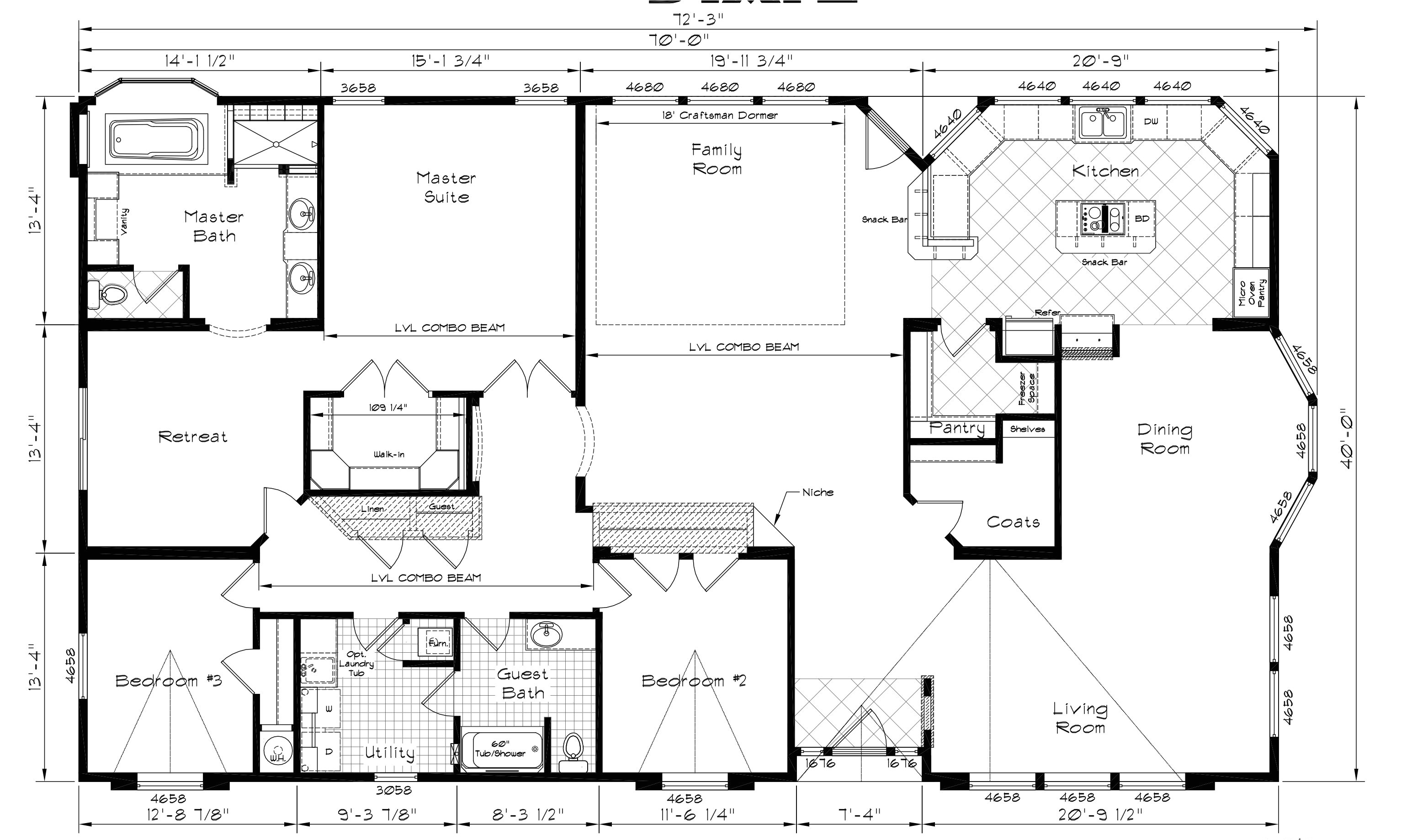 marlette modular home floor plans