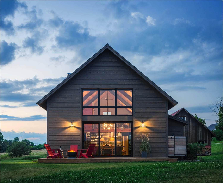 cozy modern barn house floor plans